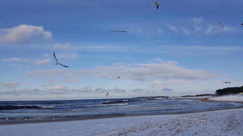 Ferie zimowe nad Bałtykiem – odporność i wypoczynek